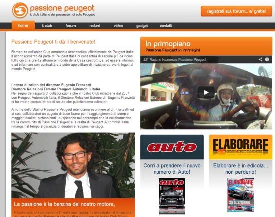 passione_peugeot_club_home