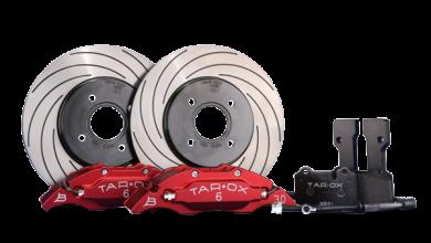 Kit Freno Tarox 6 pompanti Alfa Romeo Mito ed altre