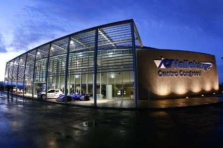 Nuovo centro congressi a Vallelunga