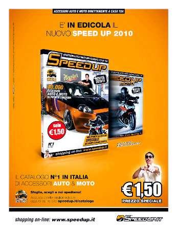 Nuovo catalogo Speedup2010-2011