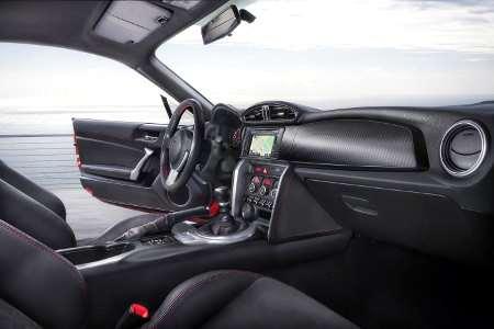 Nuova Toyota GT 86