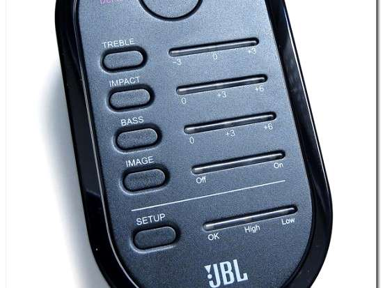 Processore di segnale JBL ProCoustics MS-2