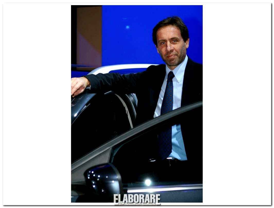 Marco Alù Direttore Pubbliche Relazioni di Ford Italia