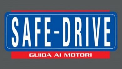 Safe Drive TV programma LOGO