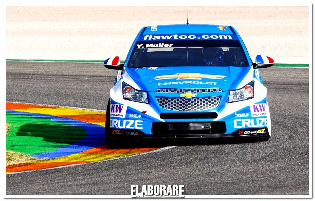 Chevrolet Cruze al WTCC