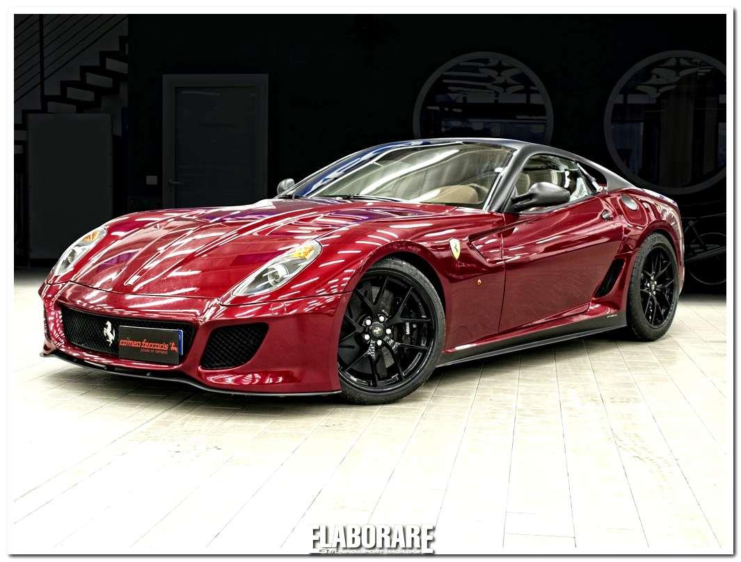 Ferrari 599 by Romeo Ferraris
