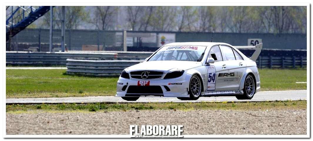 Mercedes AMG Campionato Superstars 2012