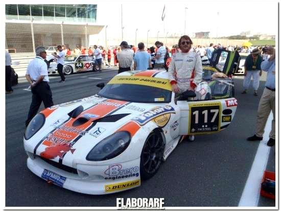 Mark Speakerwas con la Ginetta G50 by Happy Racer