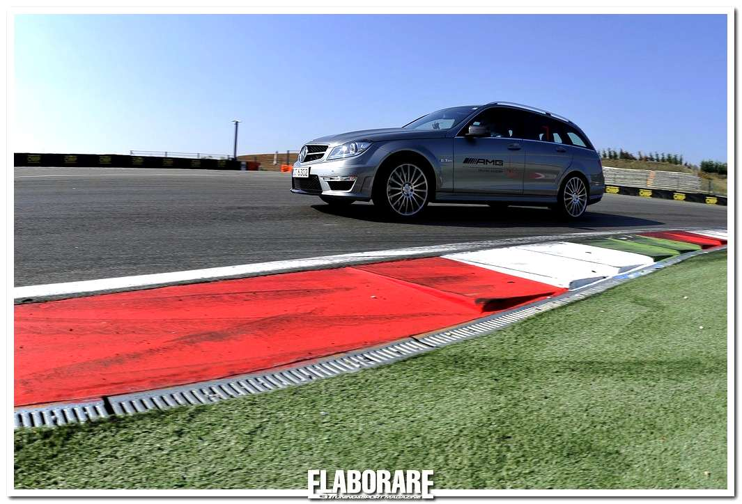Vetture Mercedes-Benz AMG per AMG Driving Academy