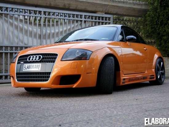 Audi TT Vincar Team1