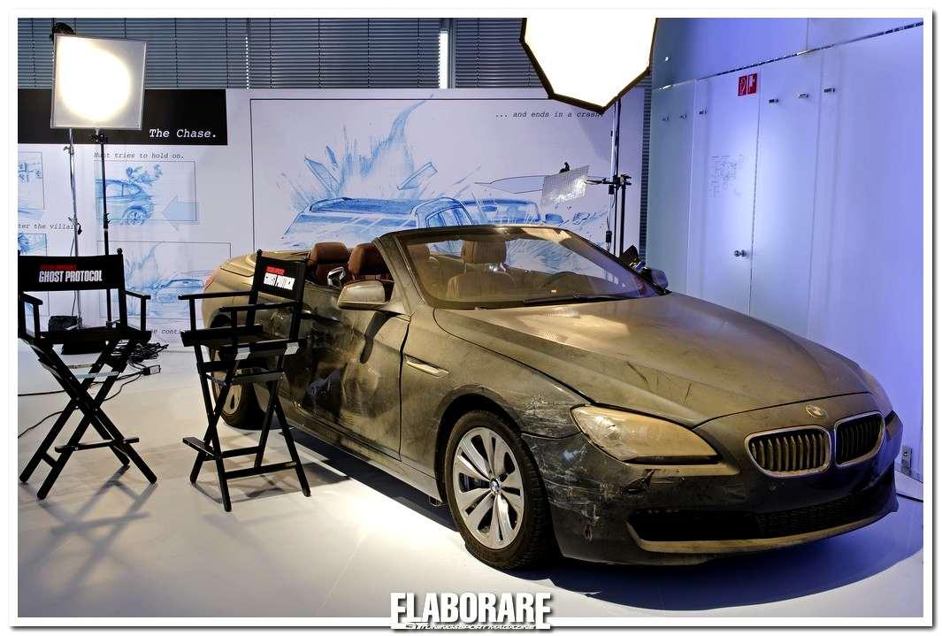 BMW Group e il mondo del cinema