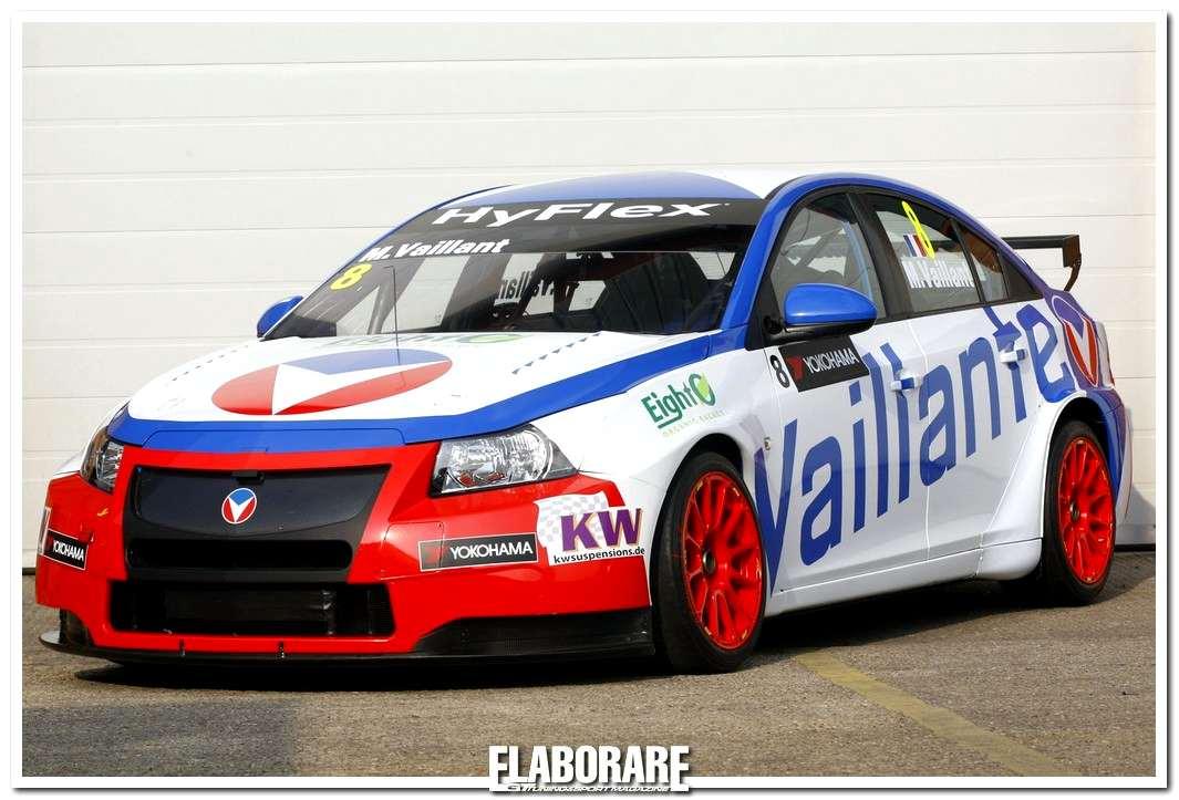 Partnership tra Chevrolet e Vaillante a Portimão