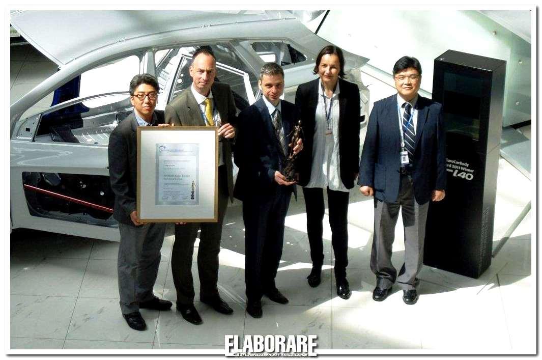 """Il riconoscimento """"5 Stelle"""" di sicurezza Euro NCAP a Hyundai i30"""