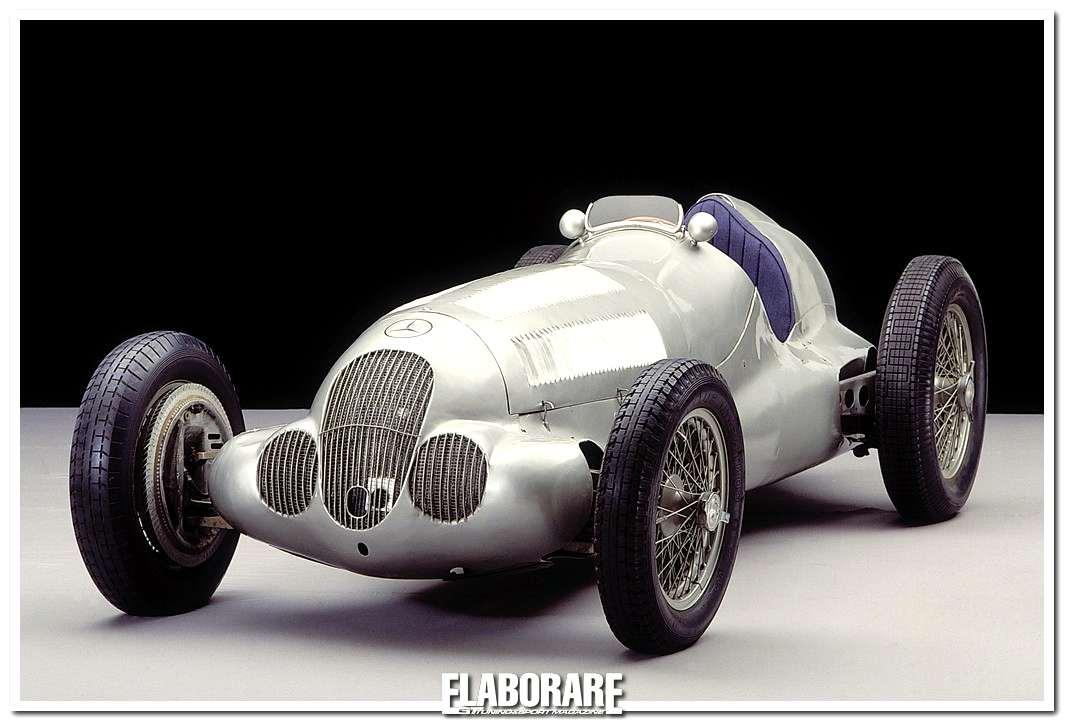 Mercedes-Benz W 125 originale del 1937