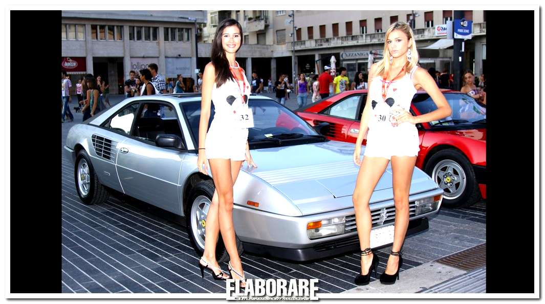 Miss Grand Prix a Vallelunga by MLfashion's