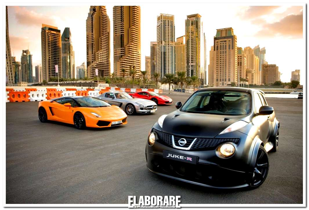 Nissan Juke-R Limited Edition