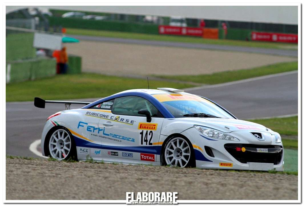 Trofeo Peugeot RCZ Racing Cup Italia