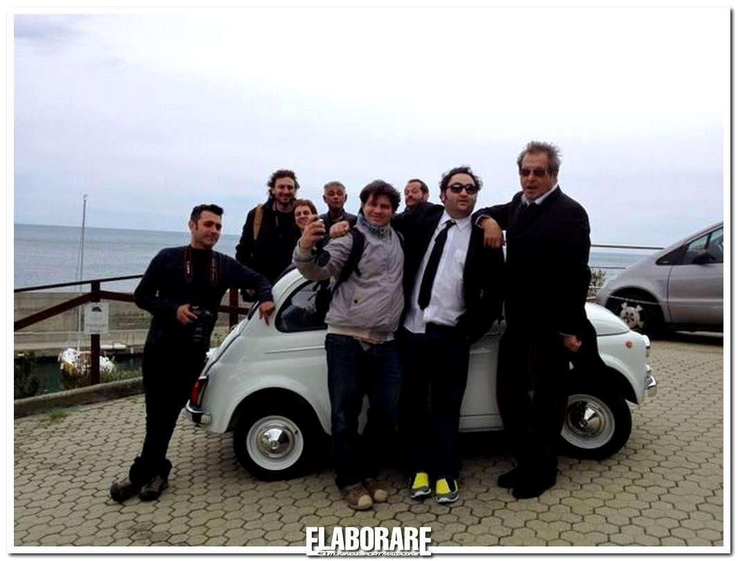 I Cinquini in TV con Fabio Volo