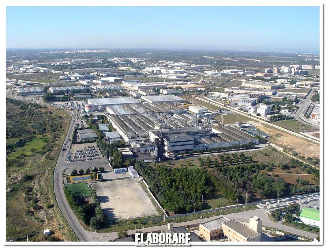 Stabilimento Bridgestone di Bari