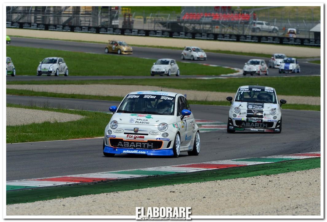 Trofeo Abarth Selenia Europe e Italia