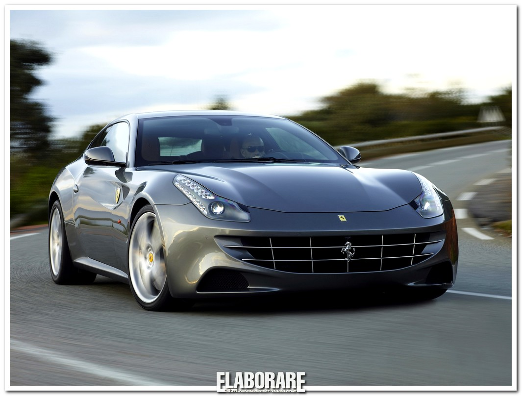 Bridgestone per Ferrari FF