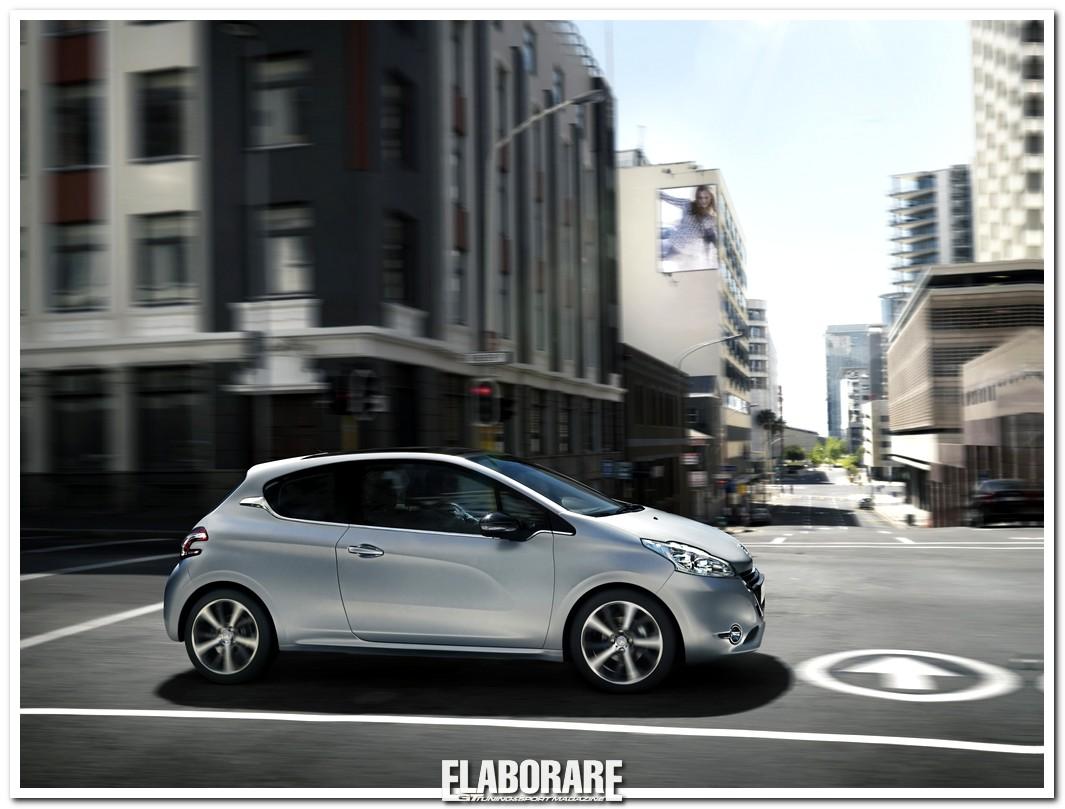 Pneumatici Bridgestone per la nuova Peugeot 208