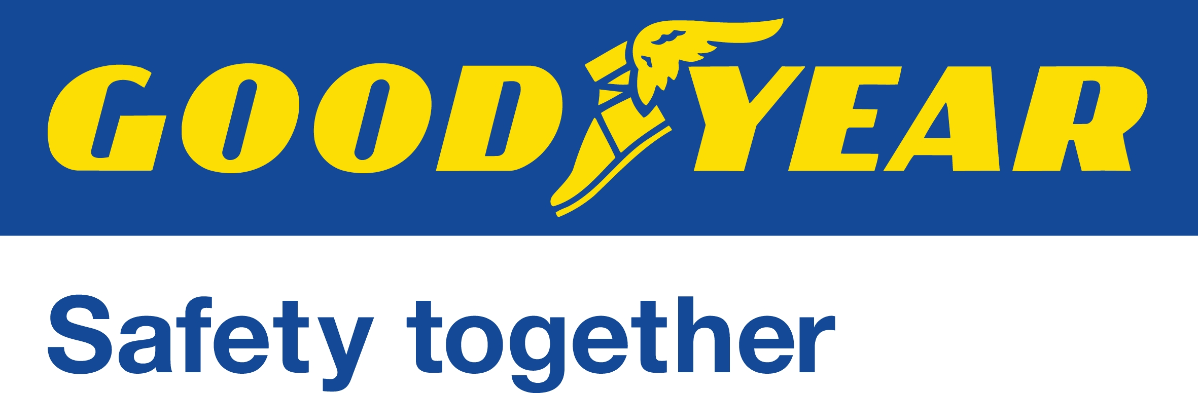 Logo Goodyear Safety together