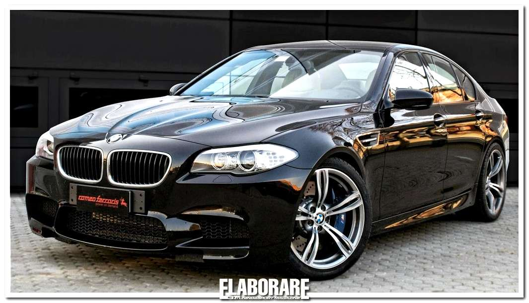 BMW M5 F10 by Romeo Ferraris