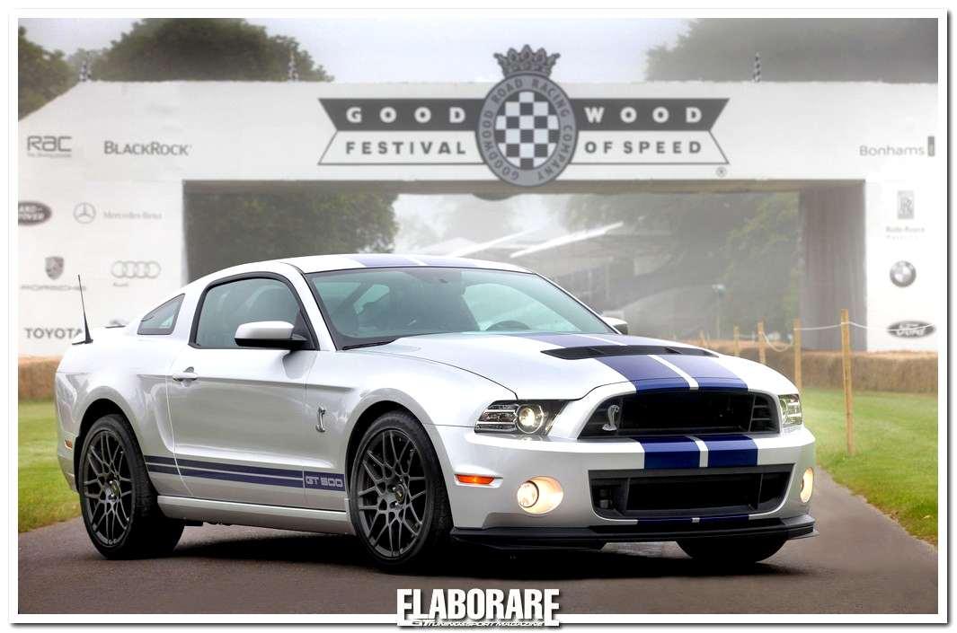 Ford Mustang più veloce di sempre al Festival della Velocità di Goodwood