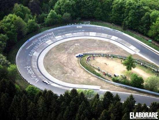 Foto curva Nurburgring