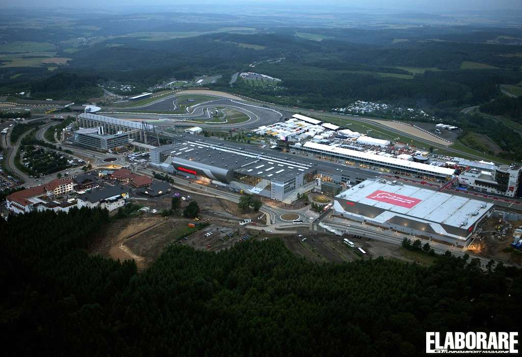 Foto Nurburgring