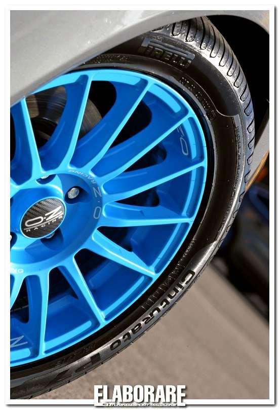 OZ Superturismo LM Blue limited Edition