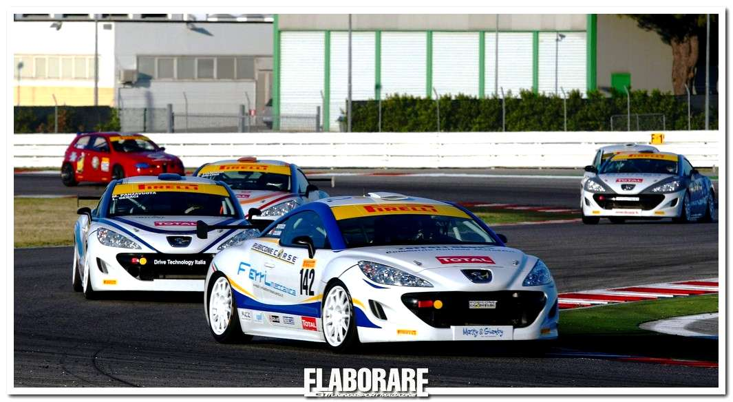 Trofeo Peugeot RCZ Racing Cup