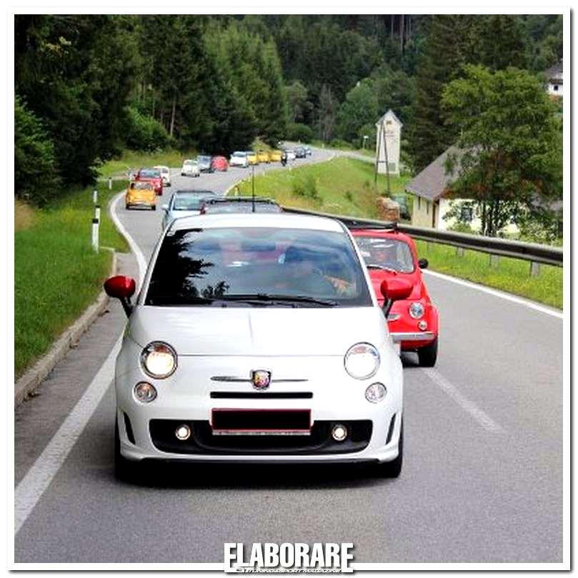 Raduno 500 Abarth Austria