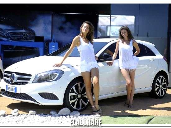 Tour estivo Mercedes-Benz Classe A0008
