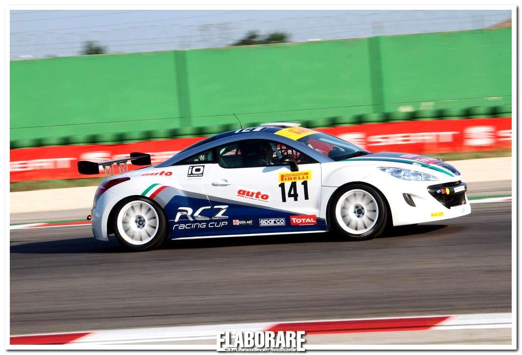 Trofeo RCZ a Misano