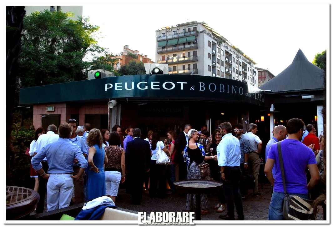 Sere d'estate con Peugeot