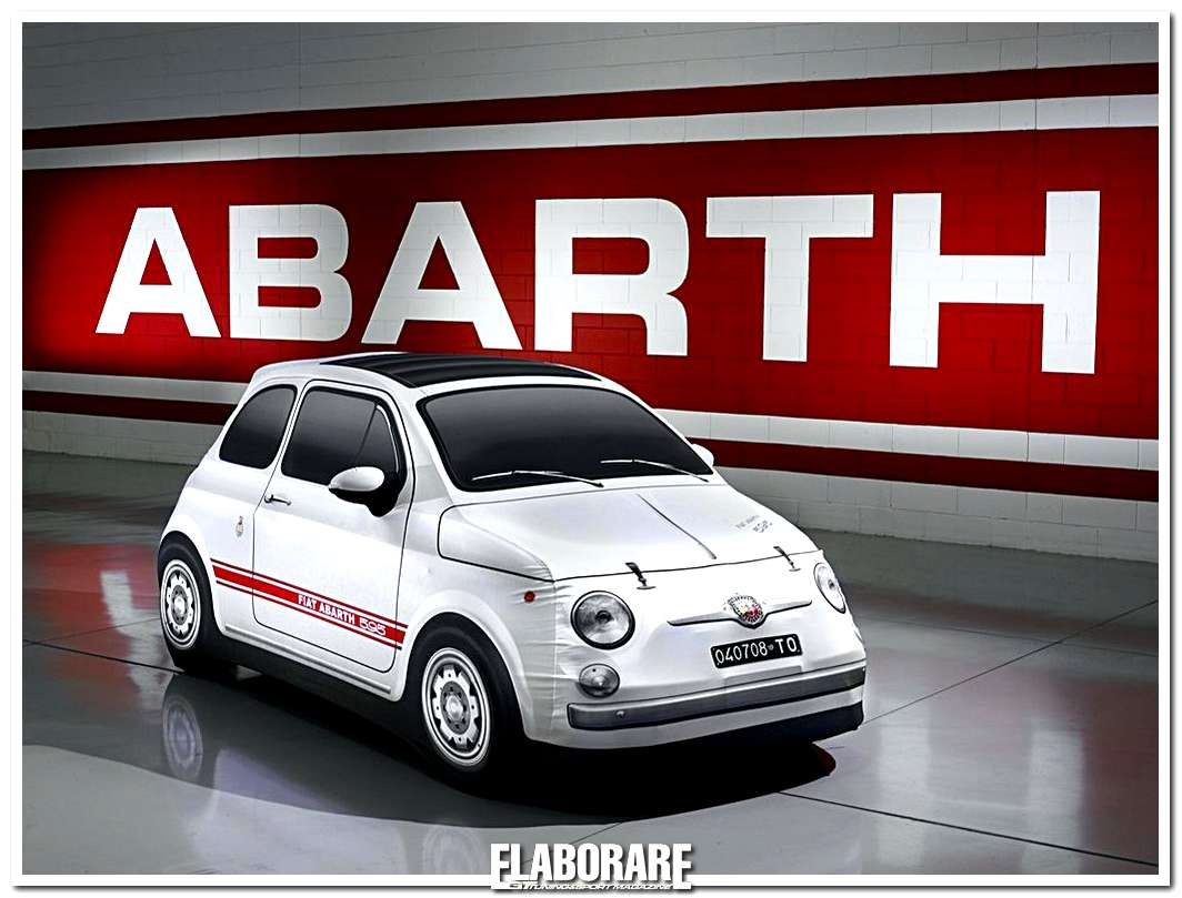 Abarth 500 weekend con il tuning