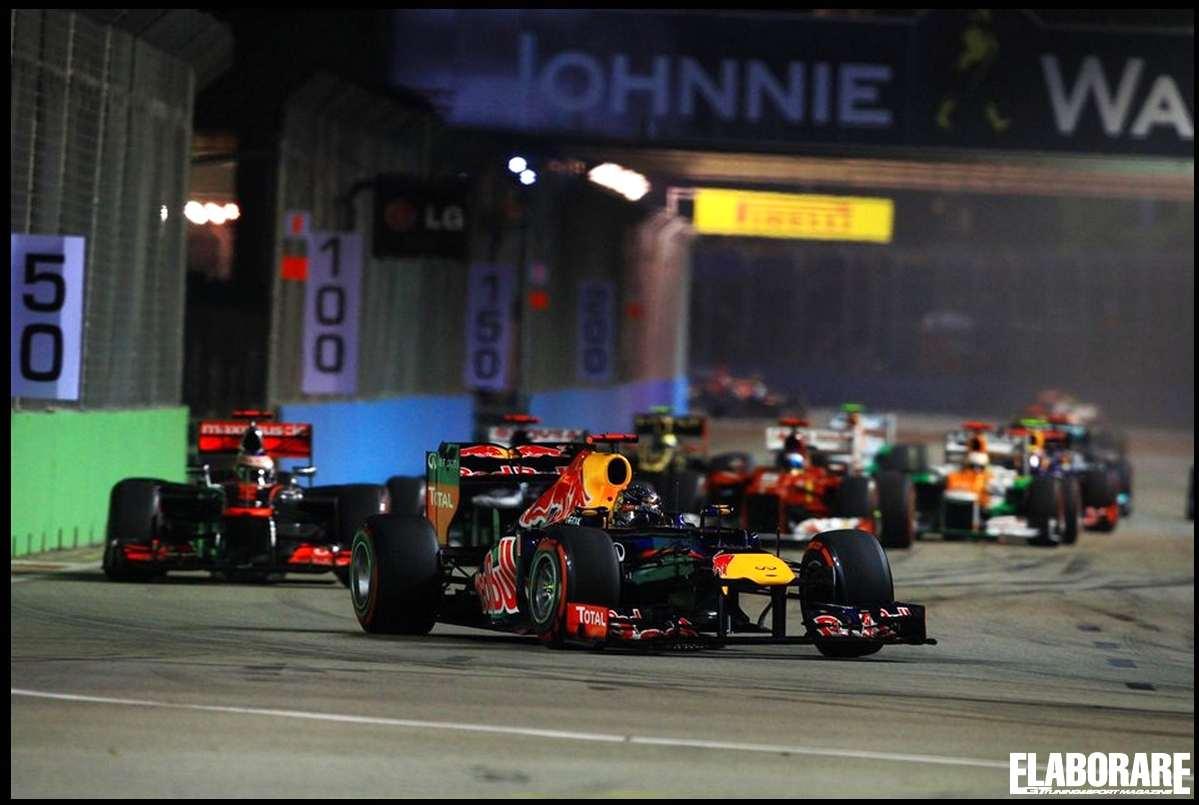 Classifiche Formula 1 Singapore