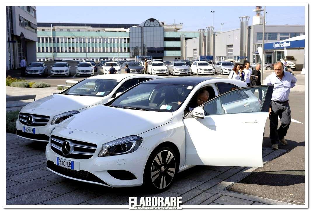 Mercedes, nuova Classe A tutto gas!