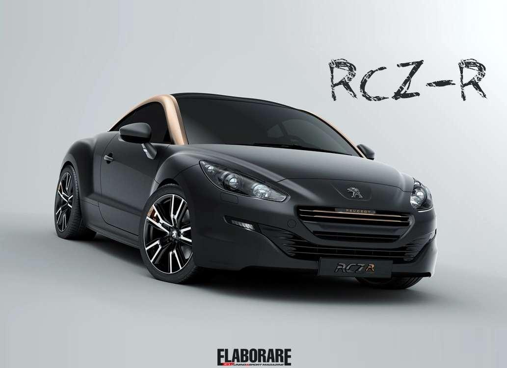 Peugeot RCZ - Novità
