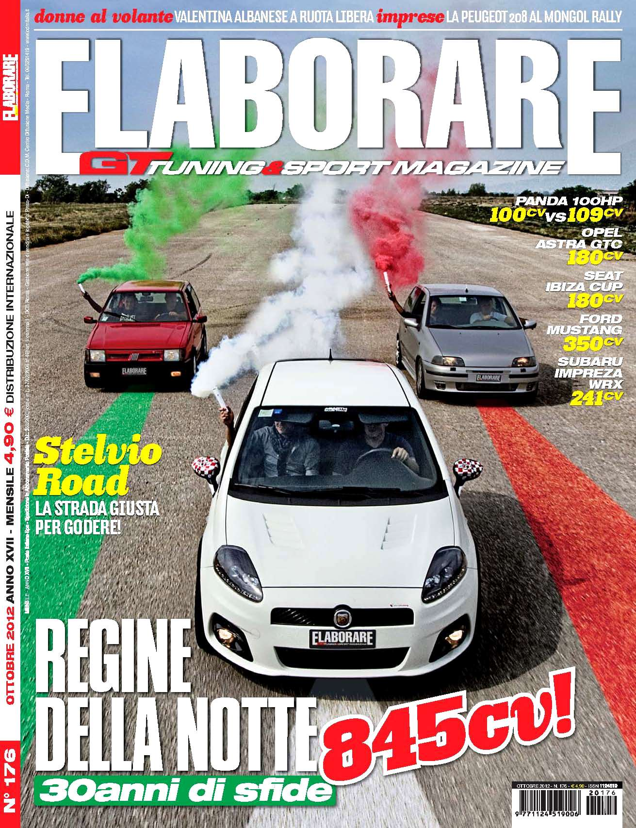 Cover Elaborare 176 ottobre 2012