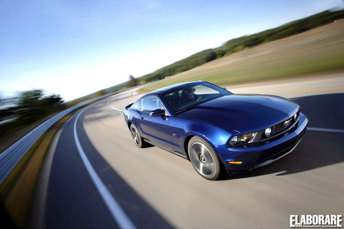 Ford Mustang, arriva in Europa!