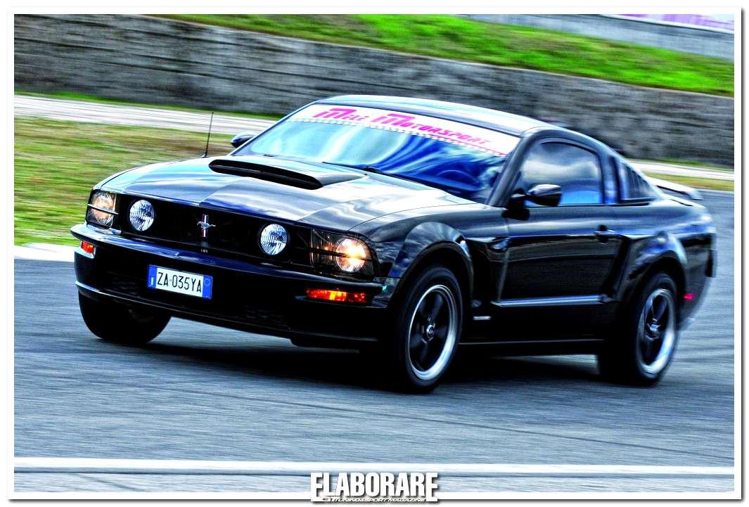 Ford Mustang elaborata da Mele Motorsport