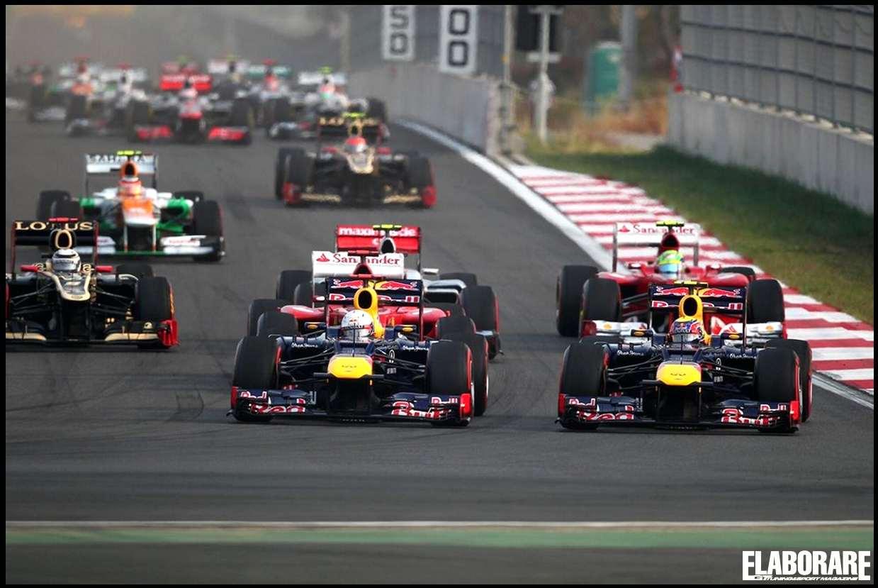 Formula 1 Corea