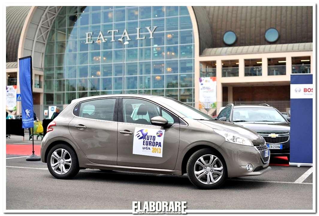 "PREMIO ""AUTO EUROPA"" 2013 A PEUGEOT 208"