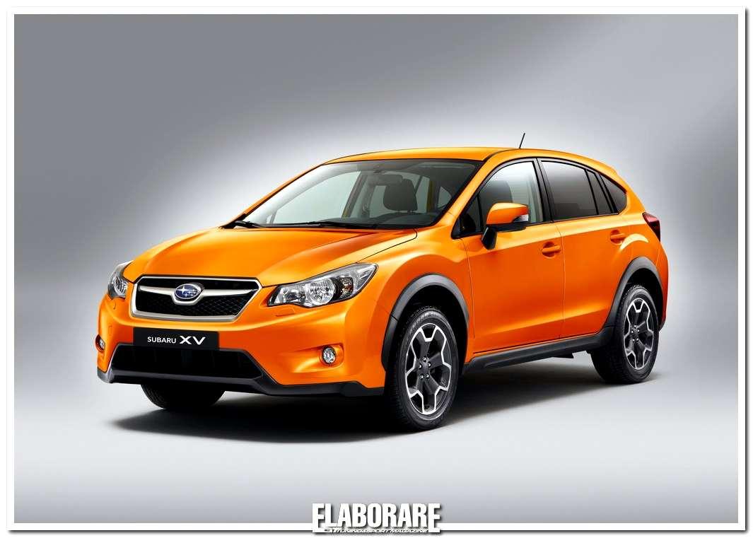 Premiate Subaru Impreza e Subaru XV