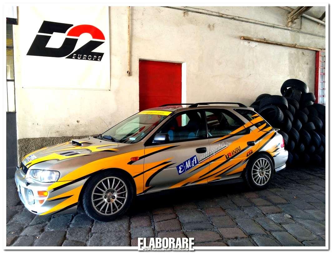 Subaru Impreza GT AWD by Ema Motorsport