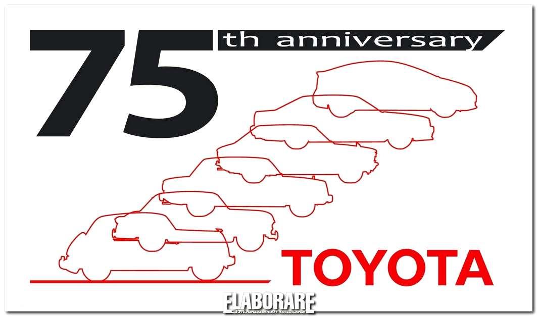 Toyota festeggia 75 anni