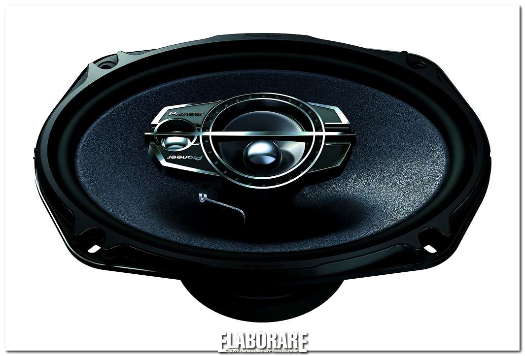 DIFFUSORI TS-A E SUBWOOFER CHAMPION by Pioneer